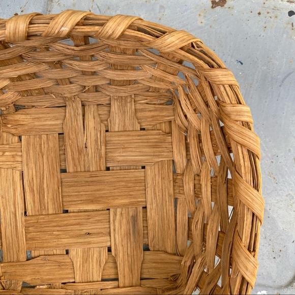 Hand Made Vintage Basket